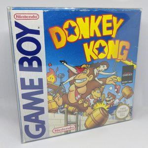 Donkey Kong Game Boy Front