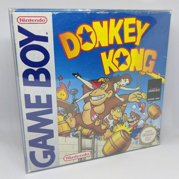 Donkey Kong Game Boy Front