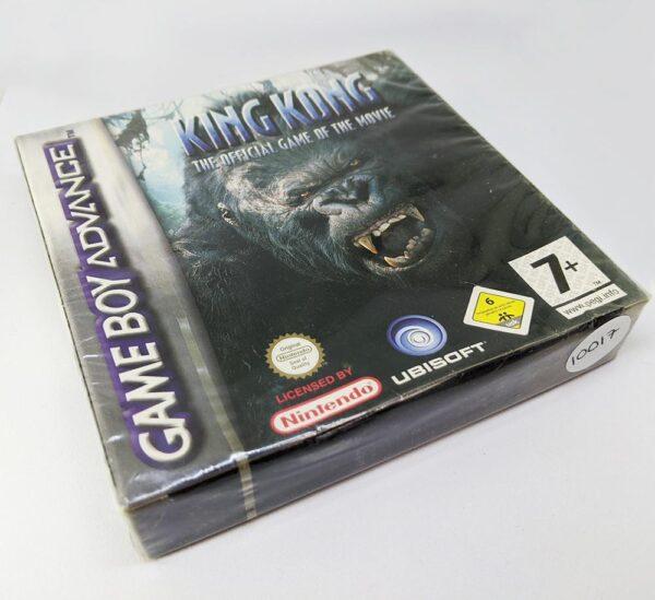 New King Kong Sealed Game Boy Advance Isometric