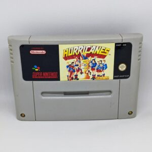 Hurricanes SNES Front