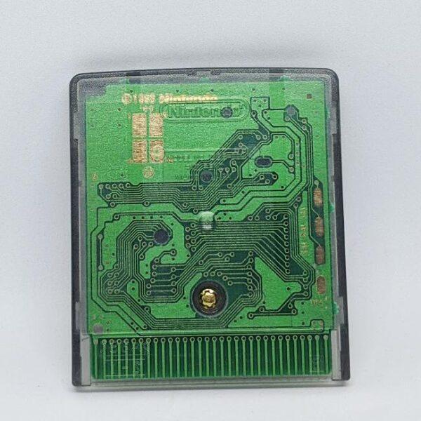 Mario Golf - Game Boy Color Box Back Cart