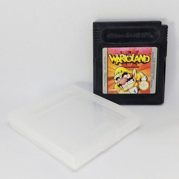 Warioland 2 cart and protector