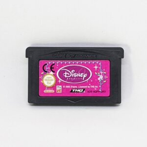 Disney Princess Game Boy Advance Front