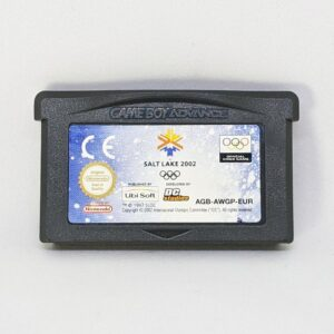 Salt Lake 2002 Game Boy Advance Front