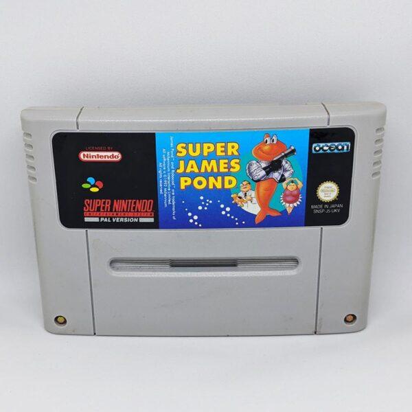 Super James Pond Cart Front