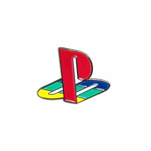 PlayStation logo pin