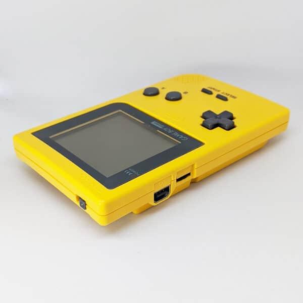 Game Boy Pocket Yellow Top