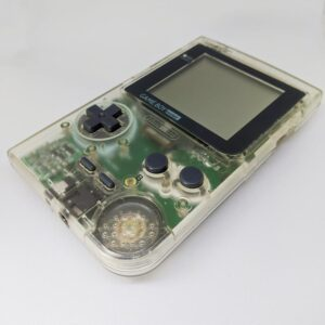 Game Boy Pocket Clear Bottom Iso
