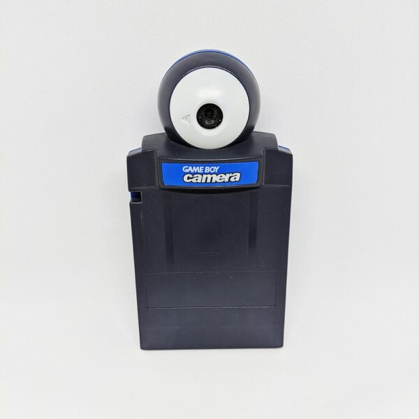Game Boy Camera Front