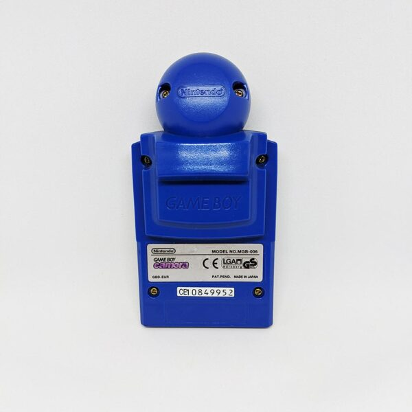 Game Boy Camera Back