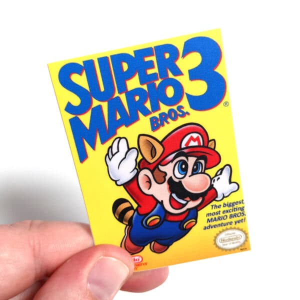 Super Mario Bros 3 Sticker