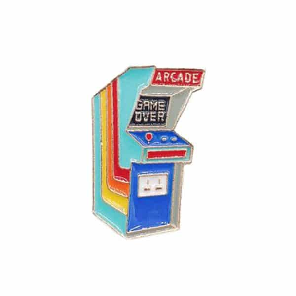 Game Over Arcade Cabinet