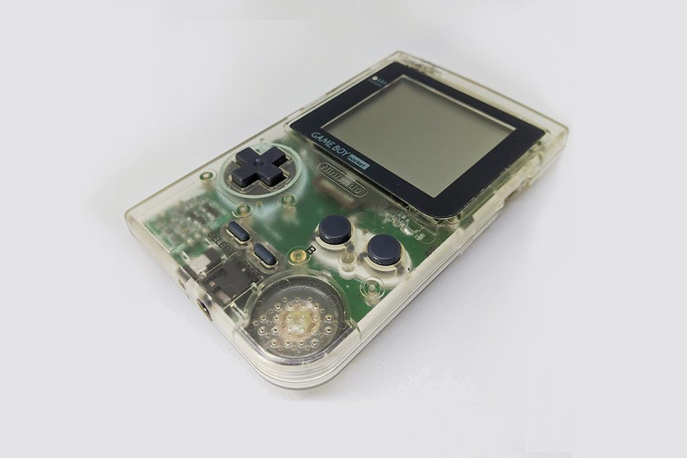 How much is a Game Boy Pocket worth