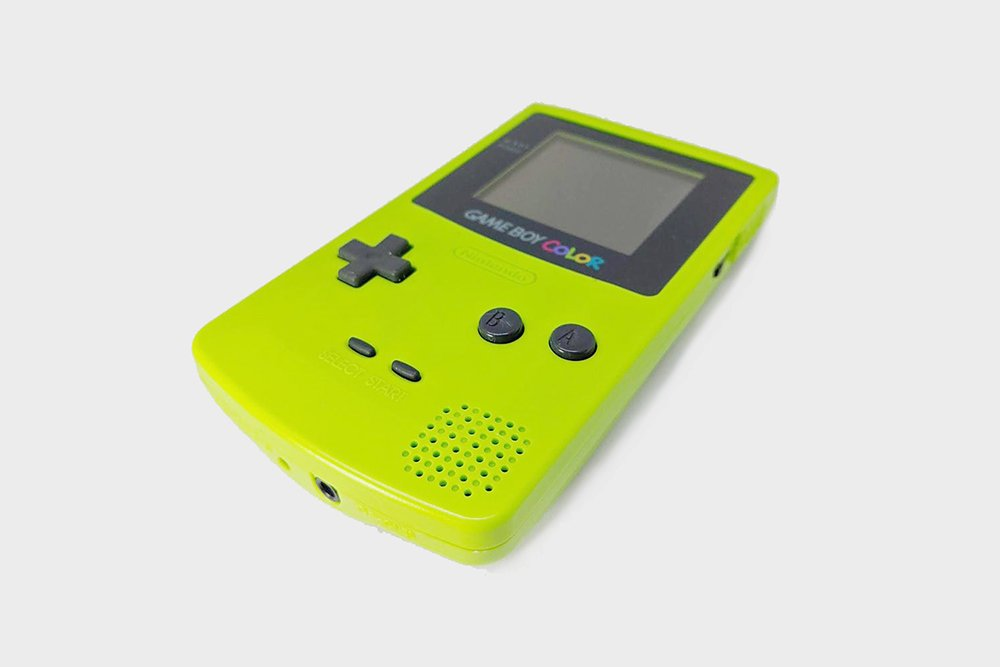 How much is a Game Boy Color worth