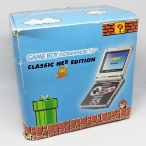 Game Boy Advance SP NED Edition Boxed Front