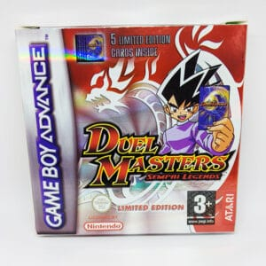 Duel Masters Sempai Legends Boxed Front