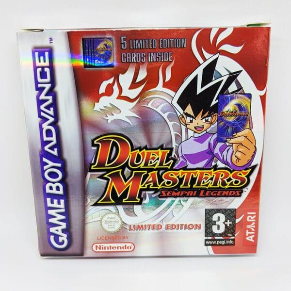 Duel Masters Sempai Legends Boxed Front