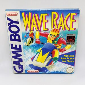Wave Race Boxed Front