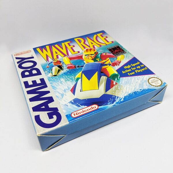 Wave Race Boxed Bottom