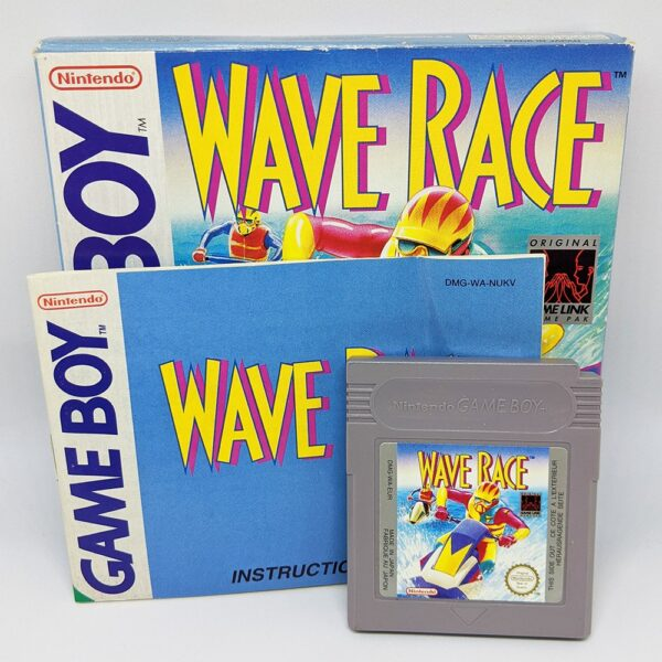 Wave Race Complete
