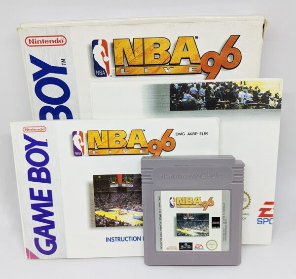 NBA Live 96 Included