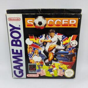Game Boy Soccer Boxed Front