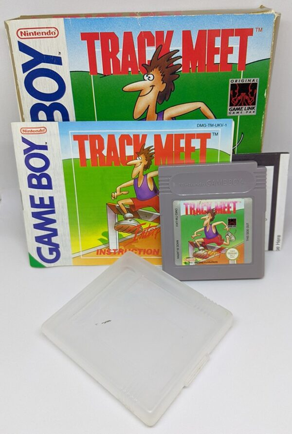 Track Meet Game Boy Contents
