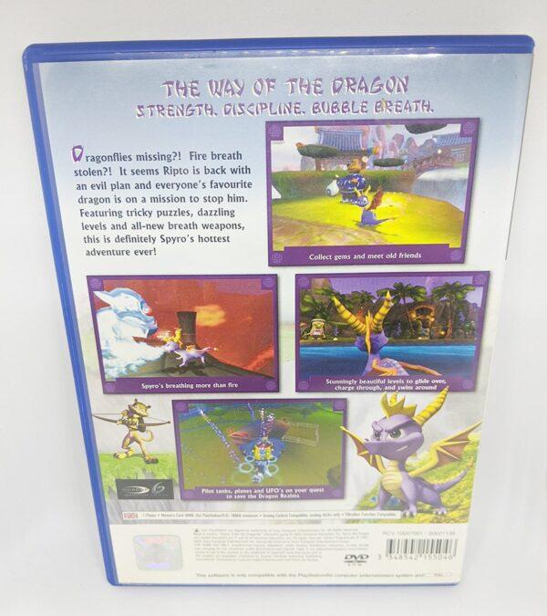 Spyro Enter The Dragonfly Back