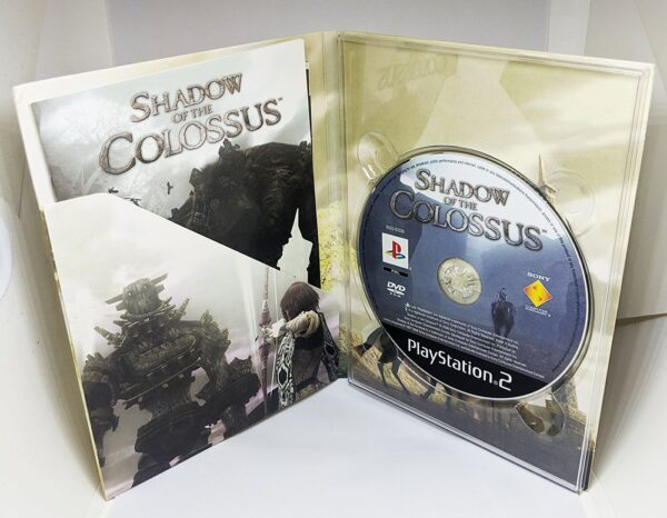 Shadow of the Colossus Contents