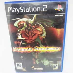 Daemon Summoner PS2 Front