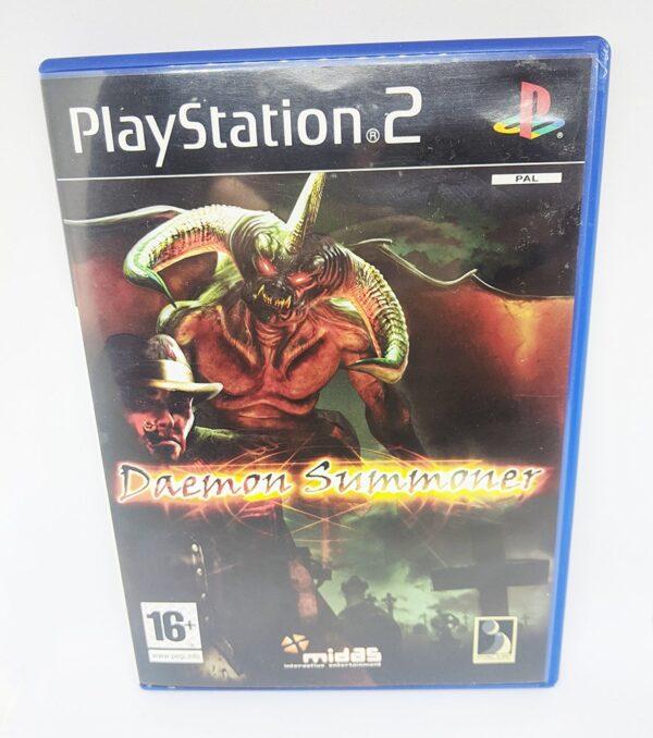 Daemon Summoner PS2 Front