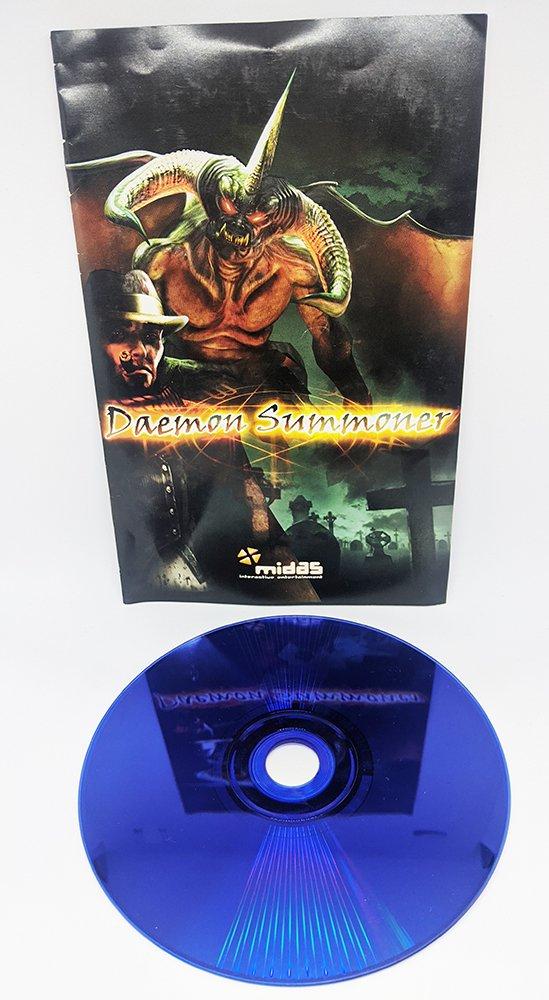 Daemon Summoner PS2 Contents