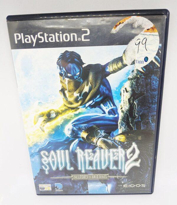 Soul Reaver 2 PS2 Front