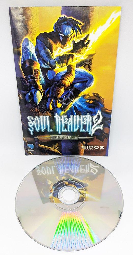 Soul Reaver 2 PS2 - Content