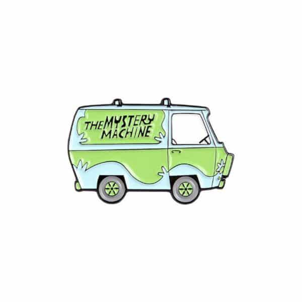Scooby Doo Mystery Machine Pin
