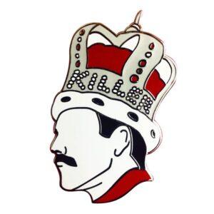 Freddie Mercury Pin