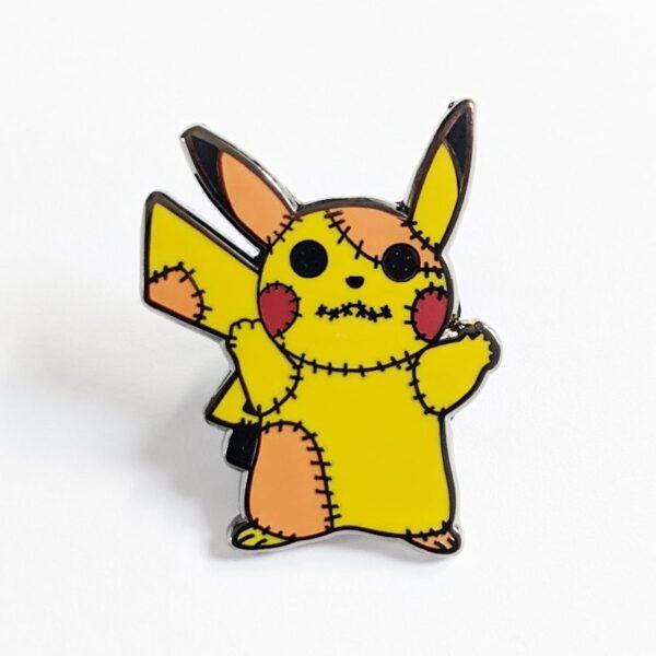 Pikachu Voodoo Pin