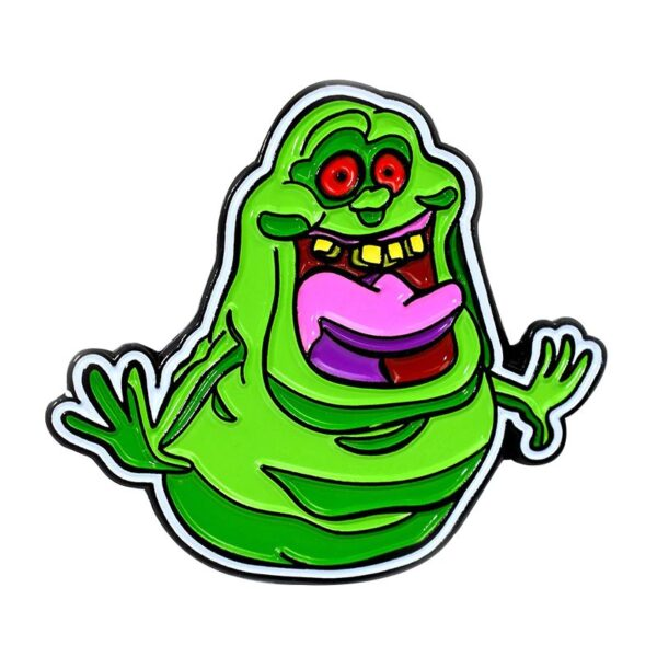 Ghostbusters Slimer Pin