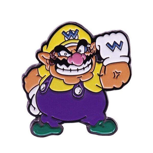 Wario Pin