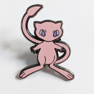 Pokemon Mew Pin