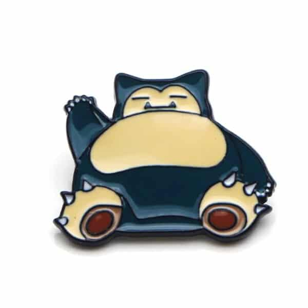 Snorelax Pokemon Pin