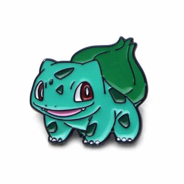 bulbasaur pokemon pin