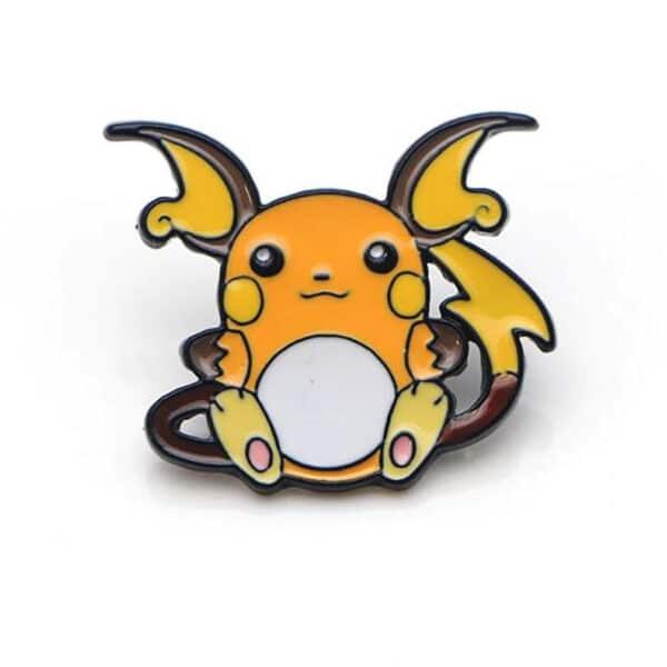 Raichu Pokemon Pin