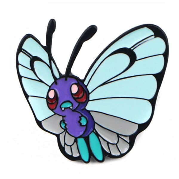 Butterfree Pokemon Pin