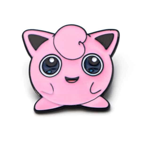 Jigglypuff Pokémon Pin