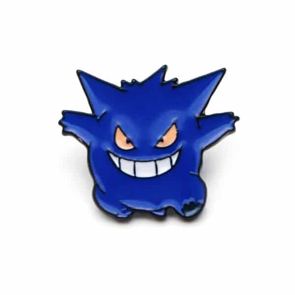 Gengar Pokemon Pin