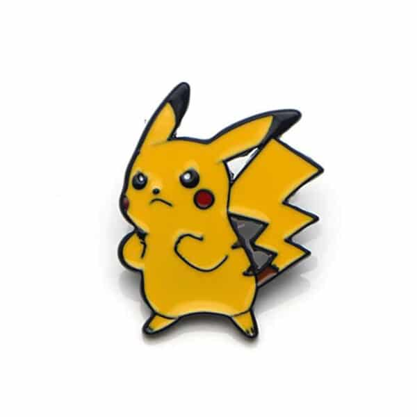 Pikachu Pokemon Pin