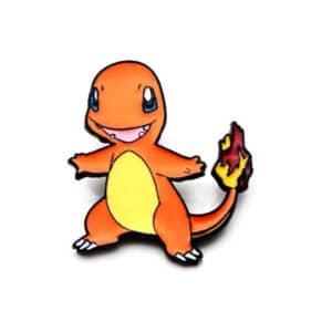 Charmander Pokemon Pin