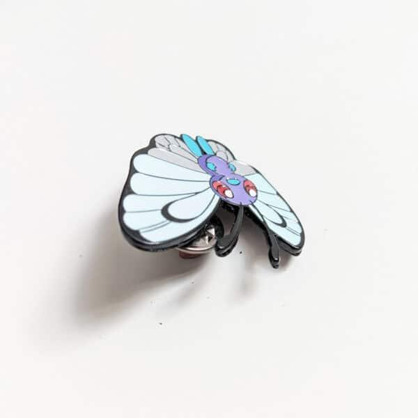 Butterfree Pokémon Pin Top