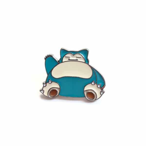 Snorelax Pokémon Pin